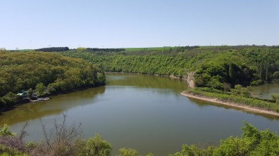 Lake in the Kaylaka Parc (Pleven)
