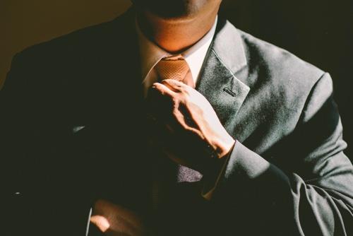 Pexels businessman in a suit
