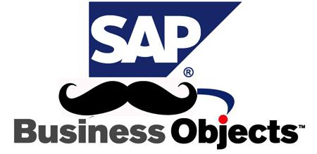 BOBJ Logo with Mustache