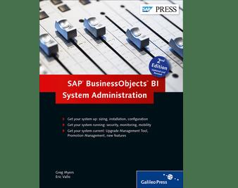 SAP Press BI Admin 2nd Edition Book Cover