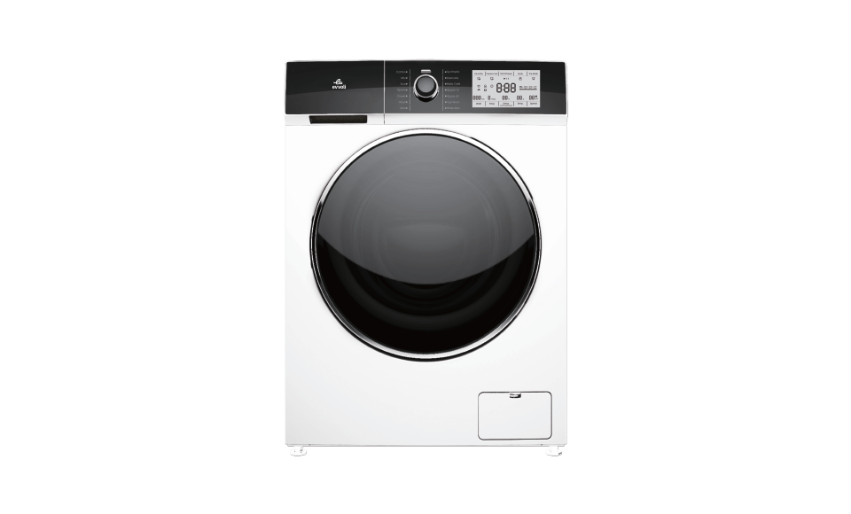evvoli washing machine EVWMFUNM White
