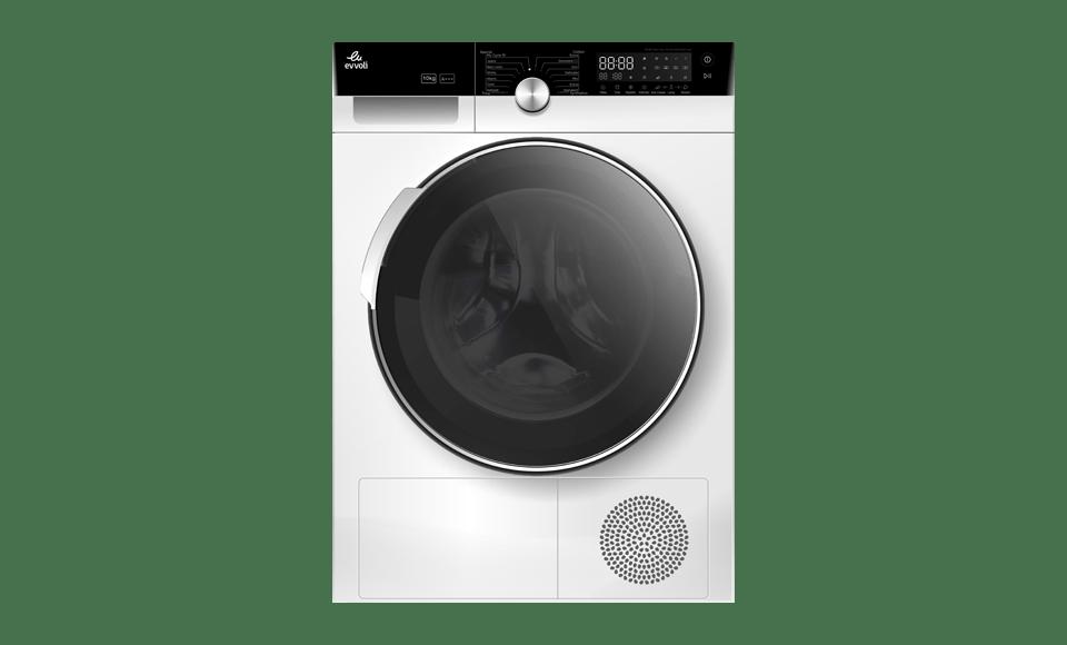 evvoli-EVWM-FHPD-8-White Dryer