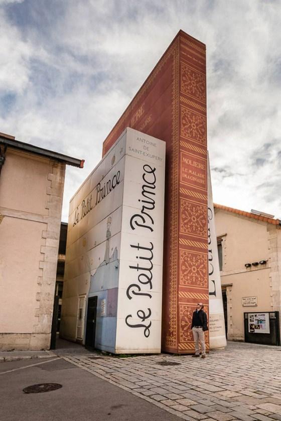 Cité du livre, Aix en Provence