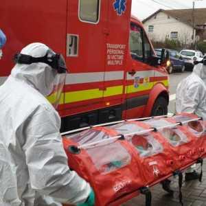 Breaking News. Pandemia răvășește România. Rată foarte mare de infectare