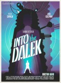 Doctor Who RadioTimes poster 02 Into The Dalek