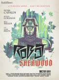Doctor Who RadioTimes poster 03 Robot Of Sherwood