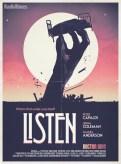 Doctor Who RadioTimes poster 04 Listen