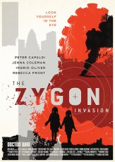 Doctor Who series 9 Radio Times poster by Stuart Manning 07 – The Zygon Invasion