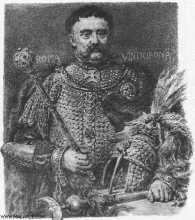 Jan Matejko - Jan III Sobieski