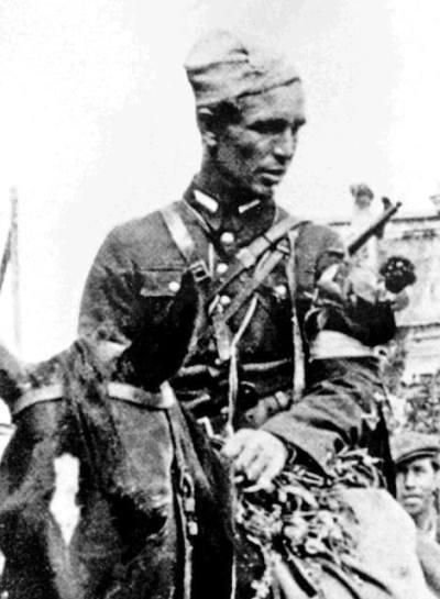 """Mjr. Marian Bernaciak, ps. """"Orlik"""" (1917-1946), Żołnierz Wyklęty"""