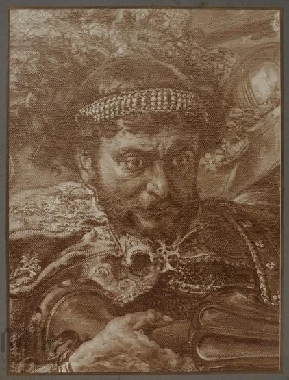 Jan Matejko - Zawisza Czarny, Bitwa pod Grunwaldem (fragm.)