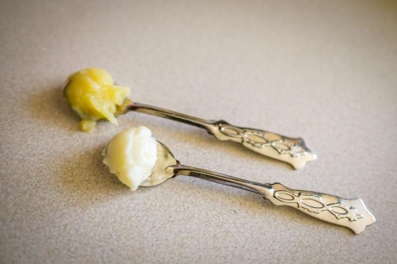 masło klarowane w kosmetyce