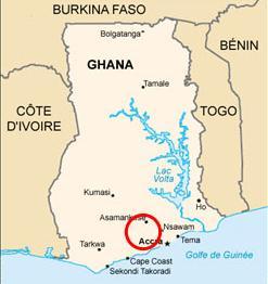 Agona-Swedru, Ghana