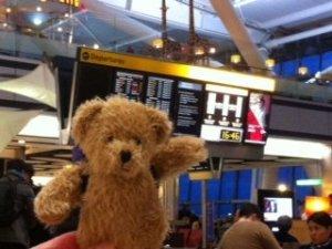 Perthy at Terminal 5