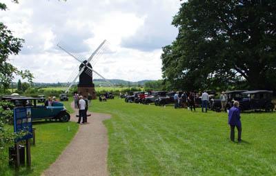 The VAR Rally at Avoncroft 2014