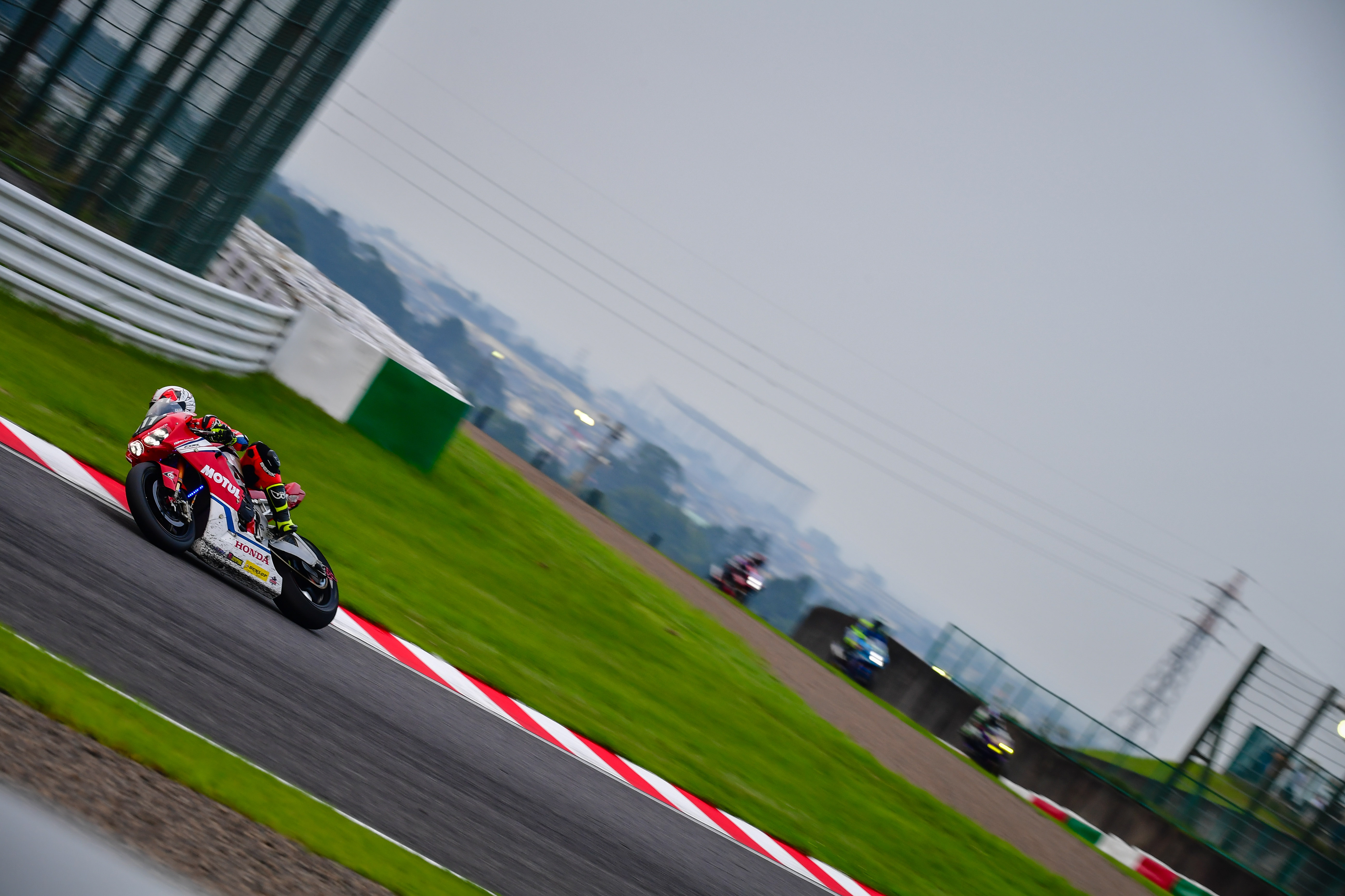 Hard fought 13th in blistering Suzuka 8 Hours heat for Honda Endurance Racing