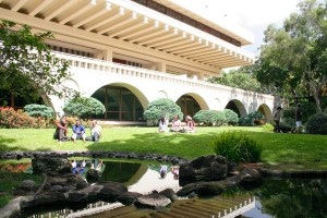 Japanese Garden, East-West Center