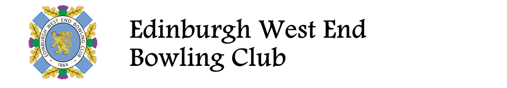 Edinburgh West End Bowling Club