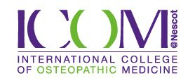 The ICOM Osteopathy Clinic at Nescot, Ewell, Epsom