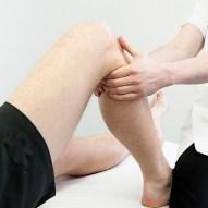 leg pain knee pain ankle pain foot pain osteopathy clinic nescot ewell
