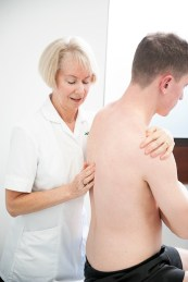 Osteopathy for back pain ICOM Clinic Nescot Ewell