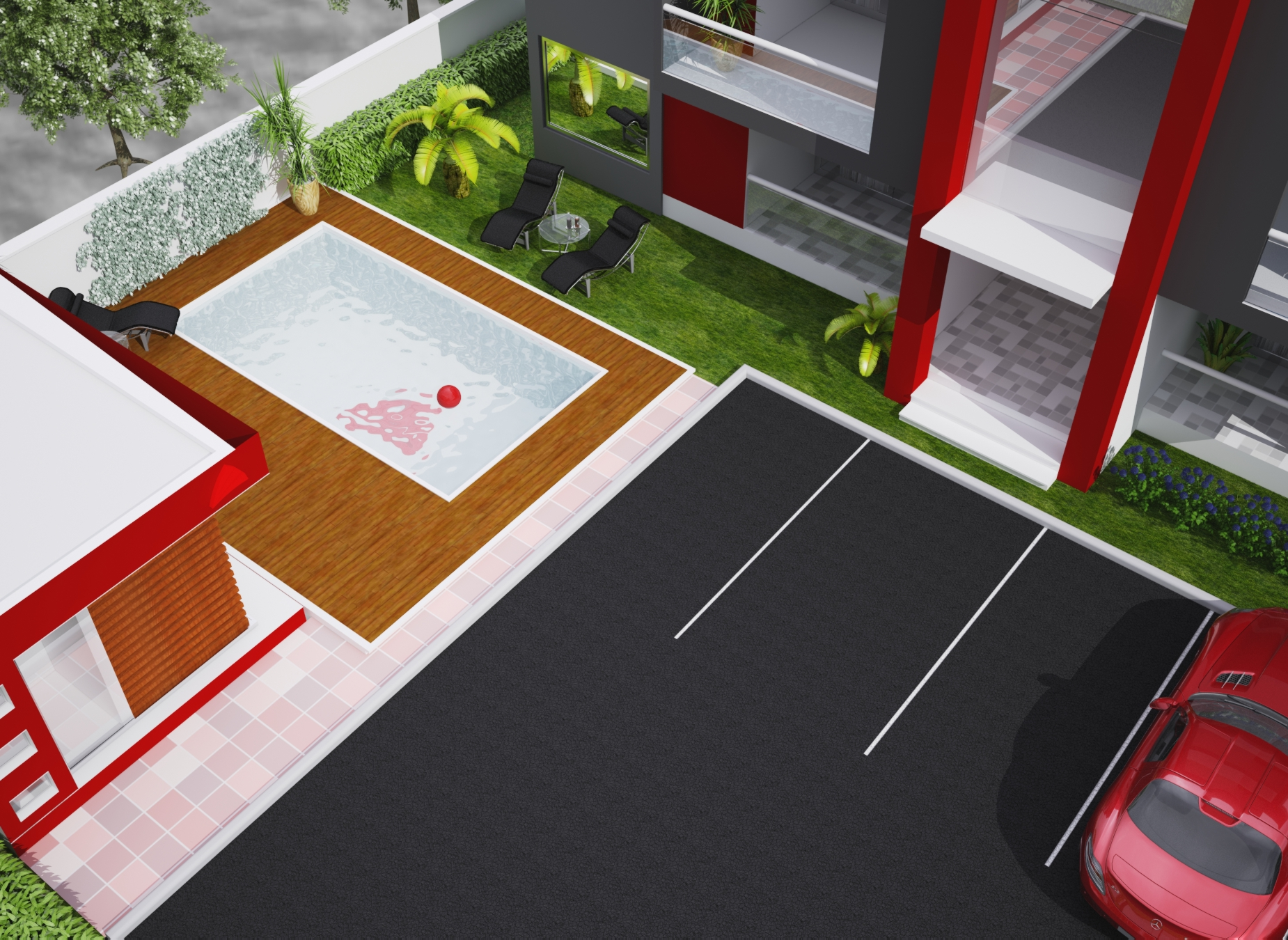 3 Bedroom Apartments for Sale in Cantonments
