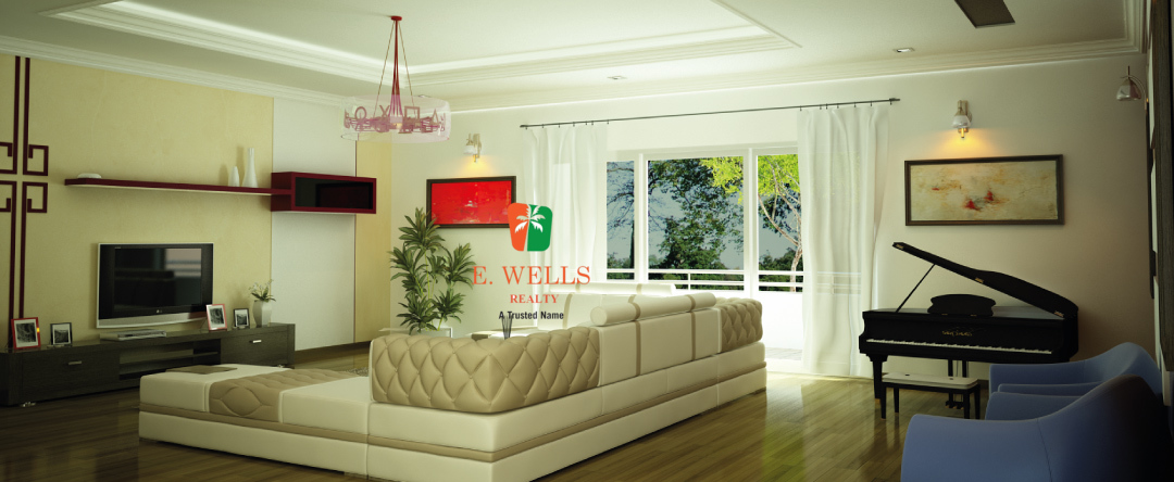 2 Bedroom Luxury Furnished Apartment near Accra Mall For Sale
