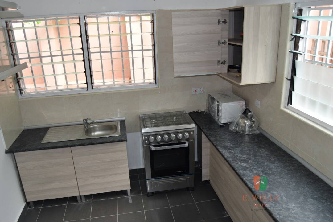 1 Bedroom Furnished Apartment For Rent in East Legon
