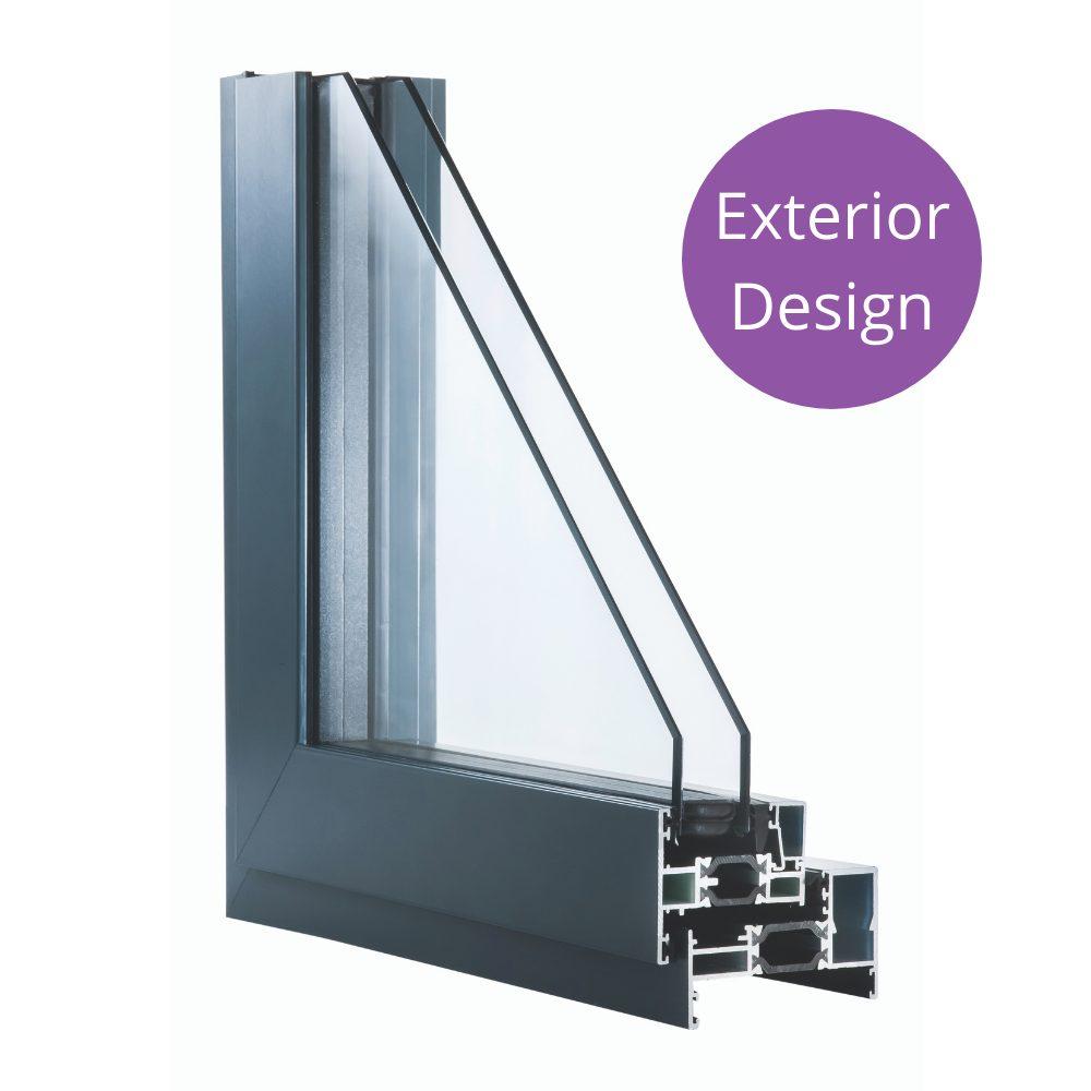 Aluminium Windows Ewenny Garden Rooms