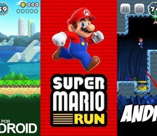 mario run android