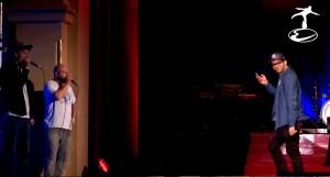 Ben Bag von Razzz dem Beatbox Musical als Neuzeitler