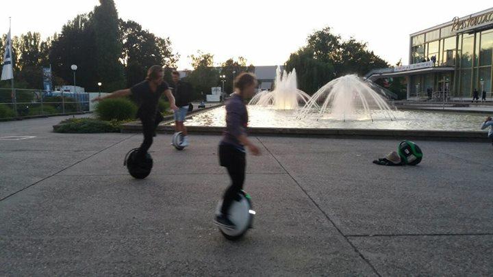EWheelmotion / Proskate / Getfab Meet & Greet-Kurs im Park Experience