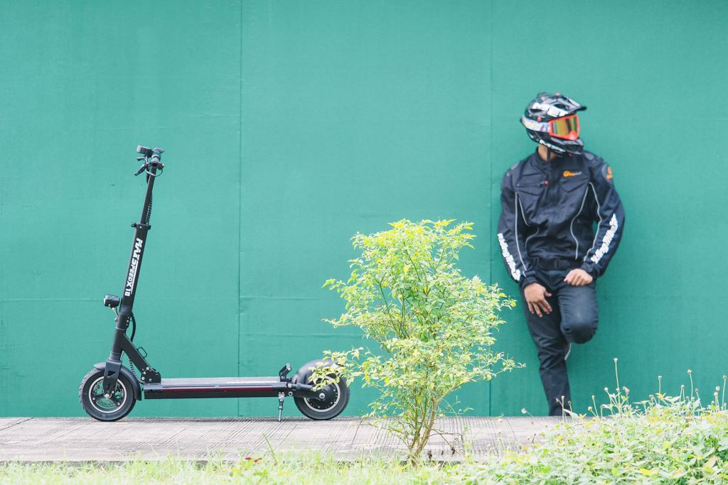 Scooter Electrico MaxSpeed X10