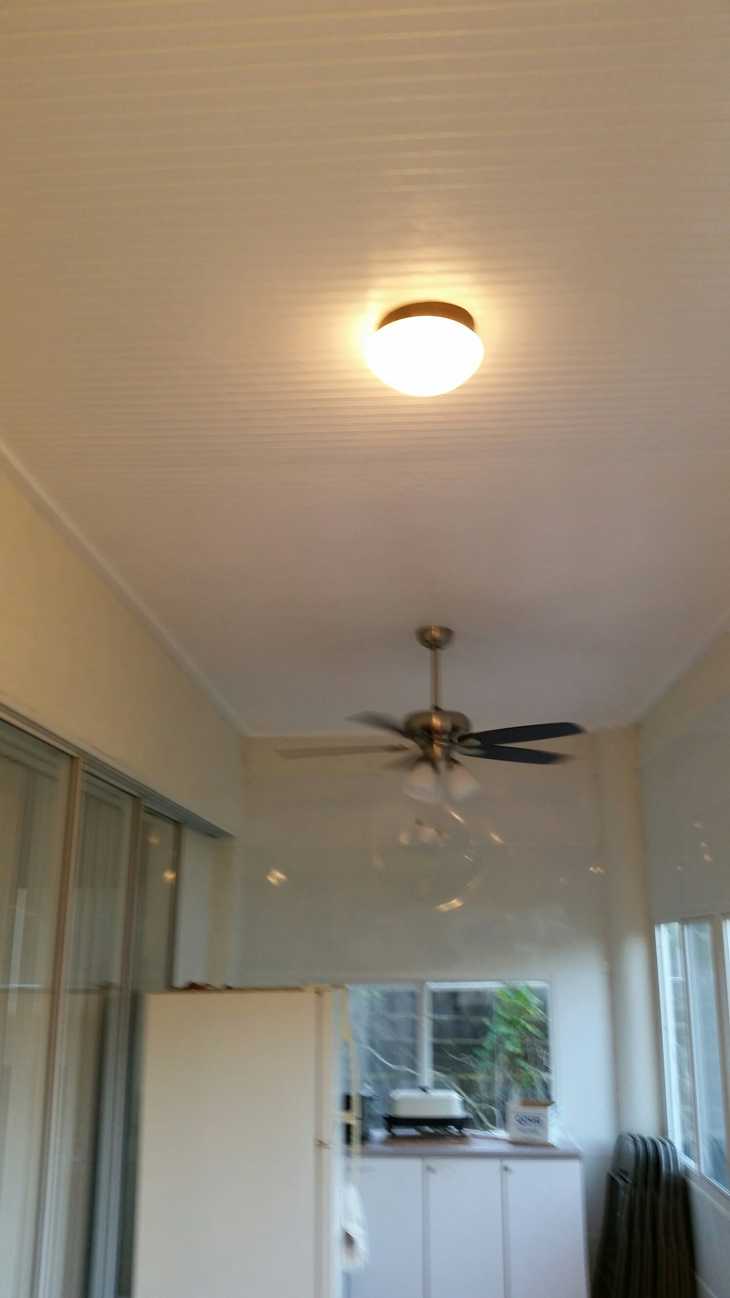 Ceiling Fan Install Wesley Chapel Florida Ewire Solutions Installing Wiring