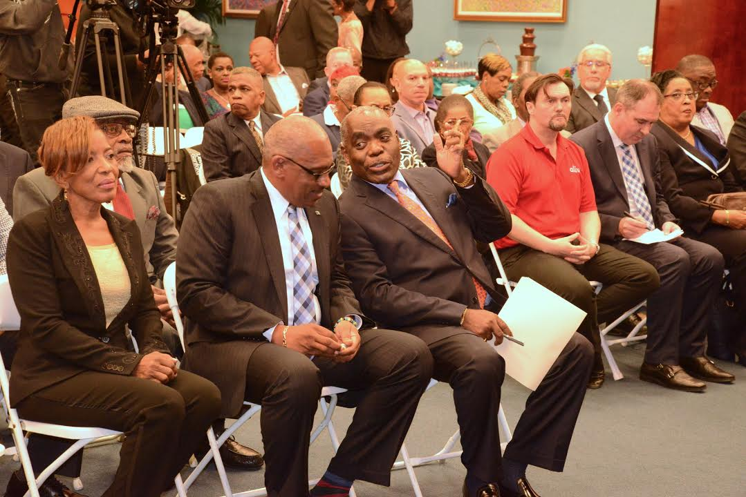 PM Minnis promotes Team/One Bahamas concept towards creating world-class status for country