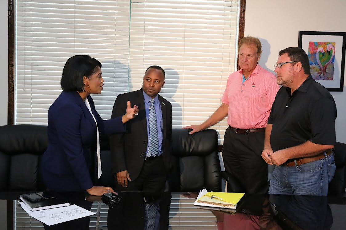 Relaunch of Project in West Grand Bahama Speaks of Investor's Confidence