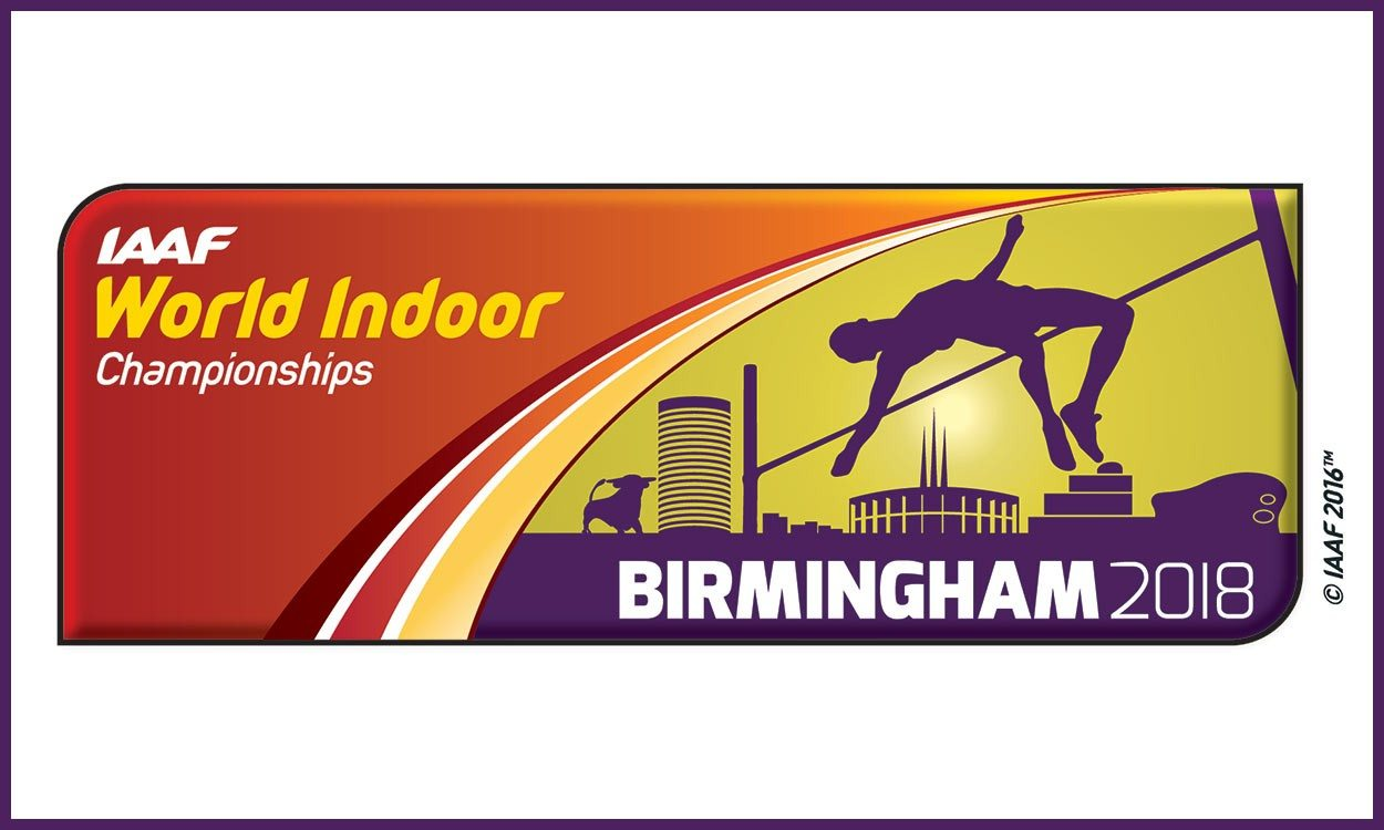 Five set to compete at world indoor championships