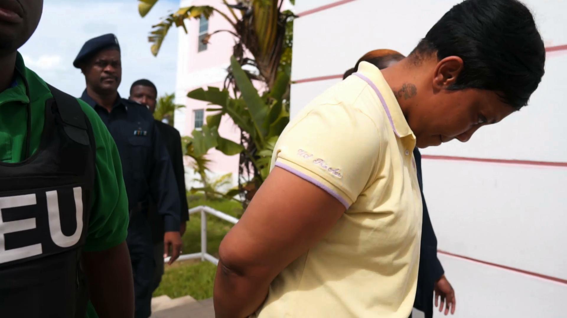 Two arraigned for firearm, drug possession