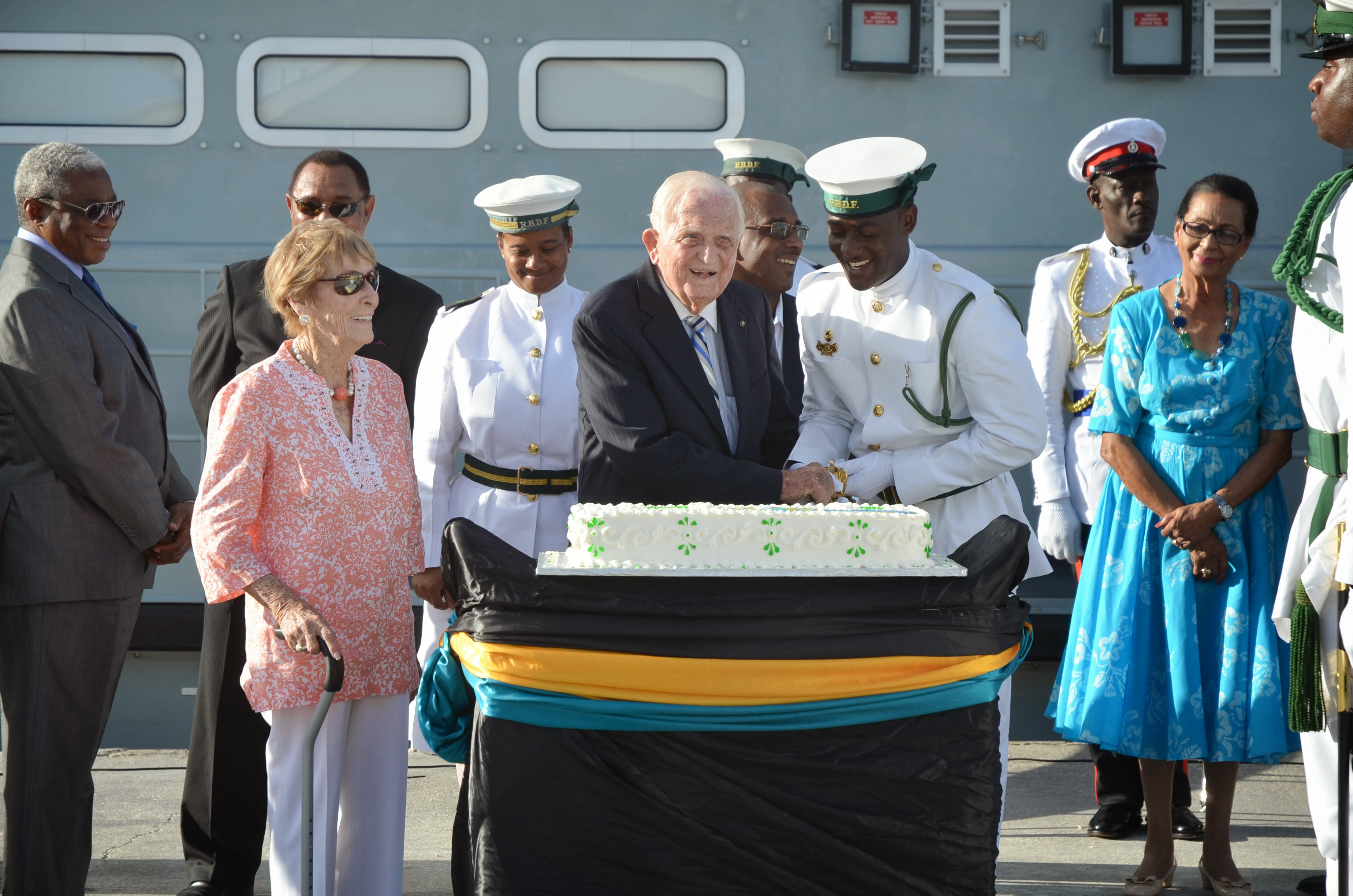 RBDF extends condolences to the family of Sir Durward Knowles