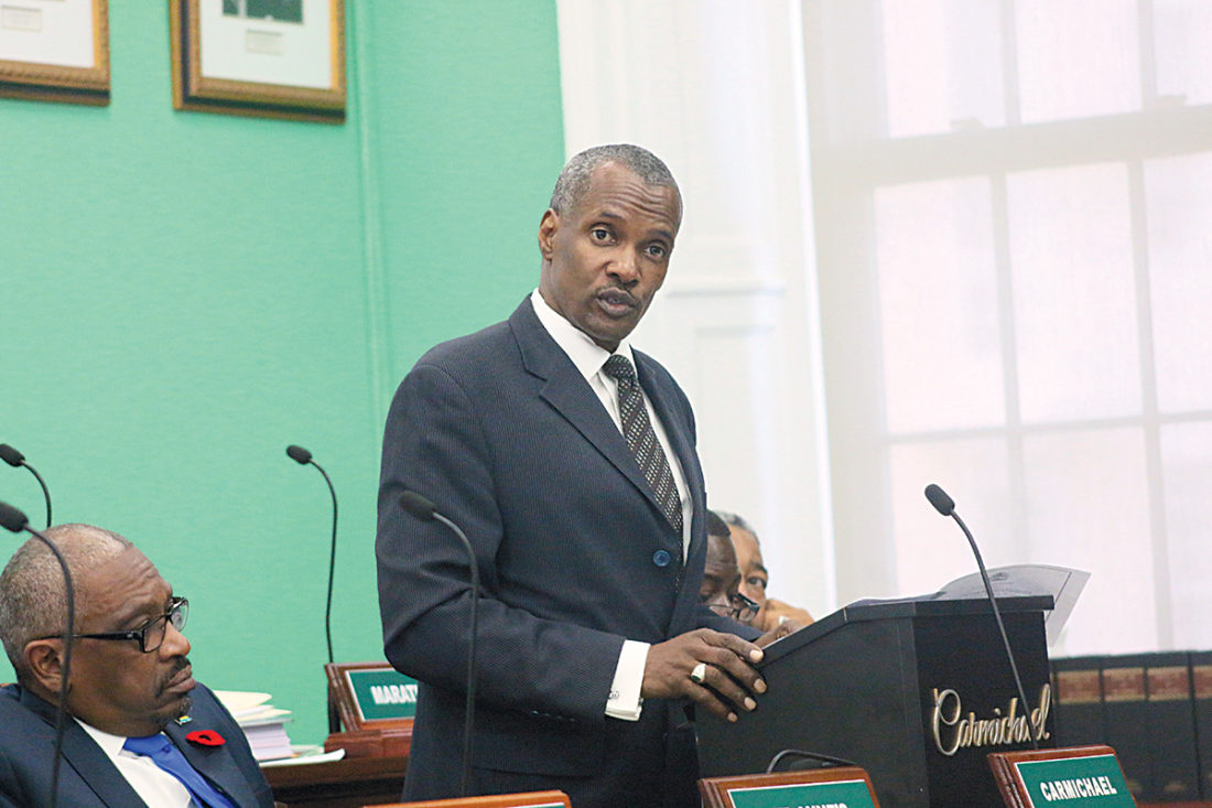 Bannister: Govt. to spend $4 million on school in Ragged Island