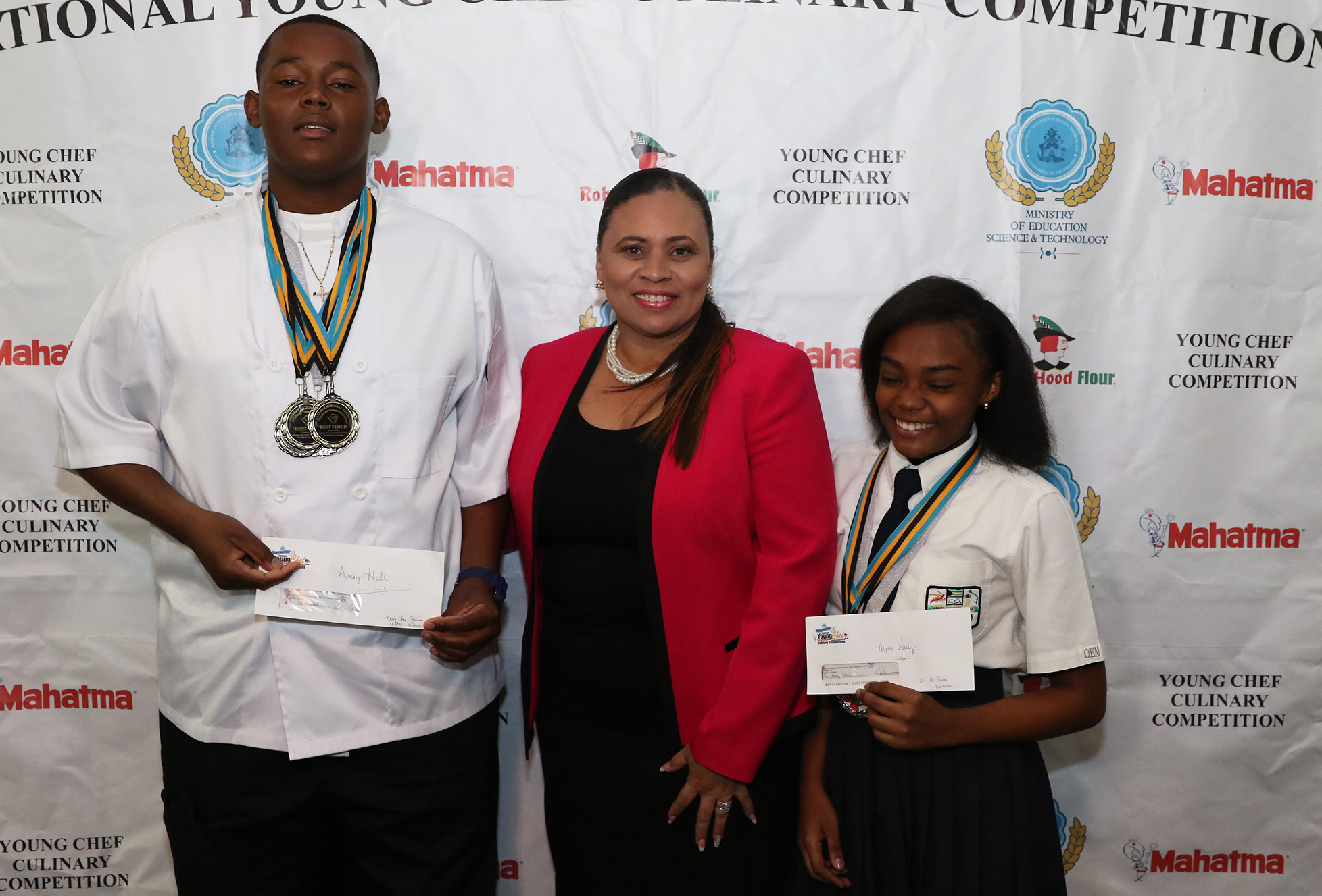 Eleuthera sweeps Junior Chef competition