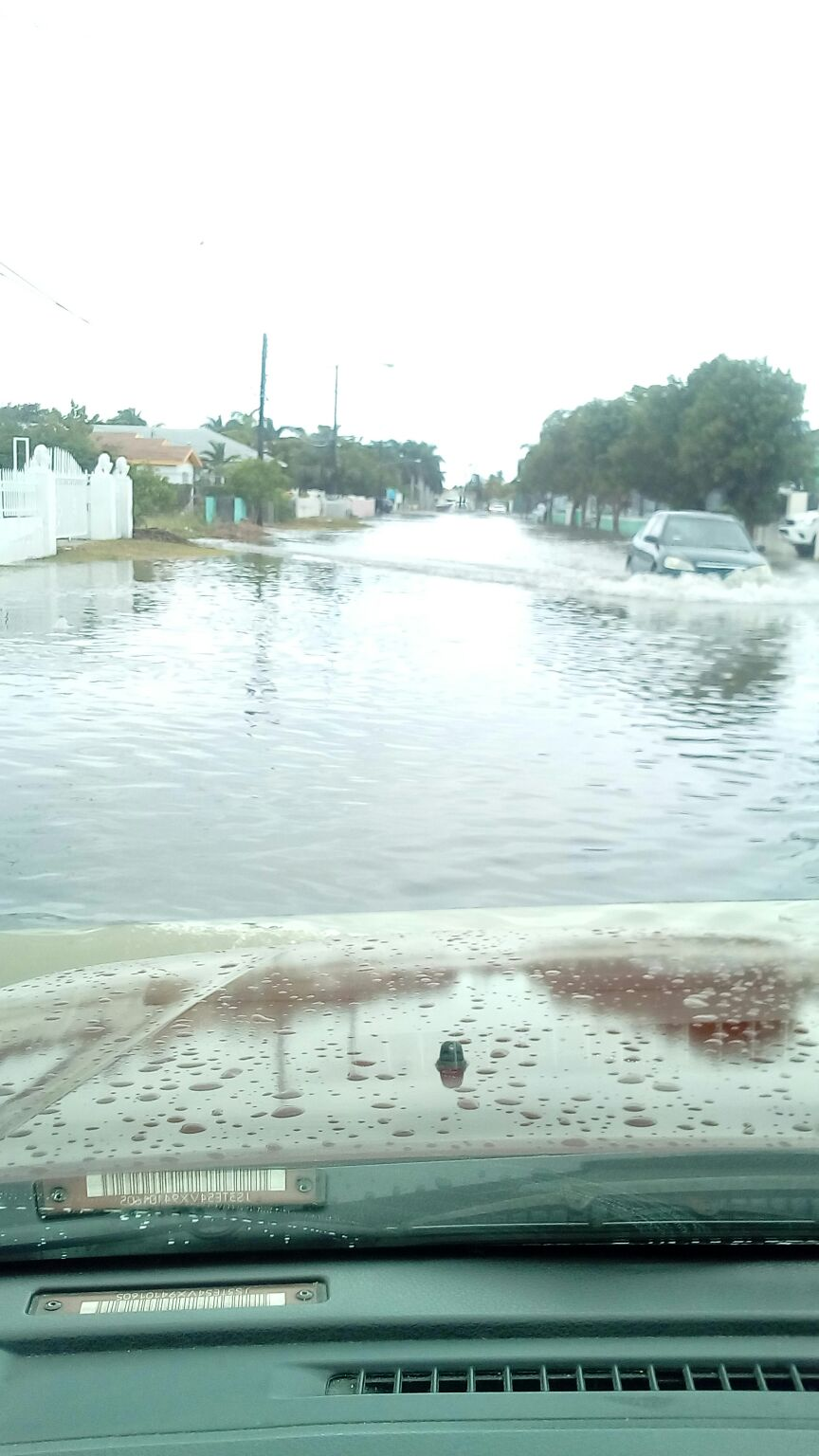 Pinewood flooding will continue