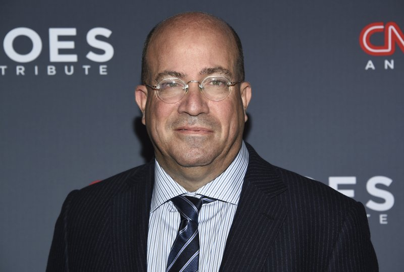 CNN chief Jeff Zucker says Fox News is propaganda machine