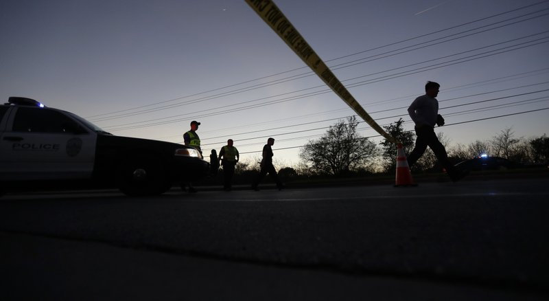 Police: Suspect in Austin bombing attacks blows himself up