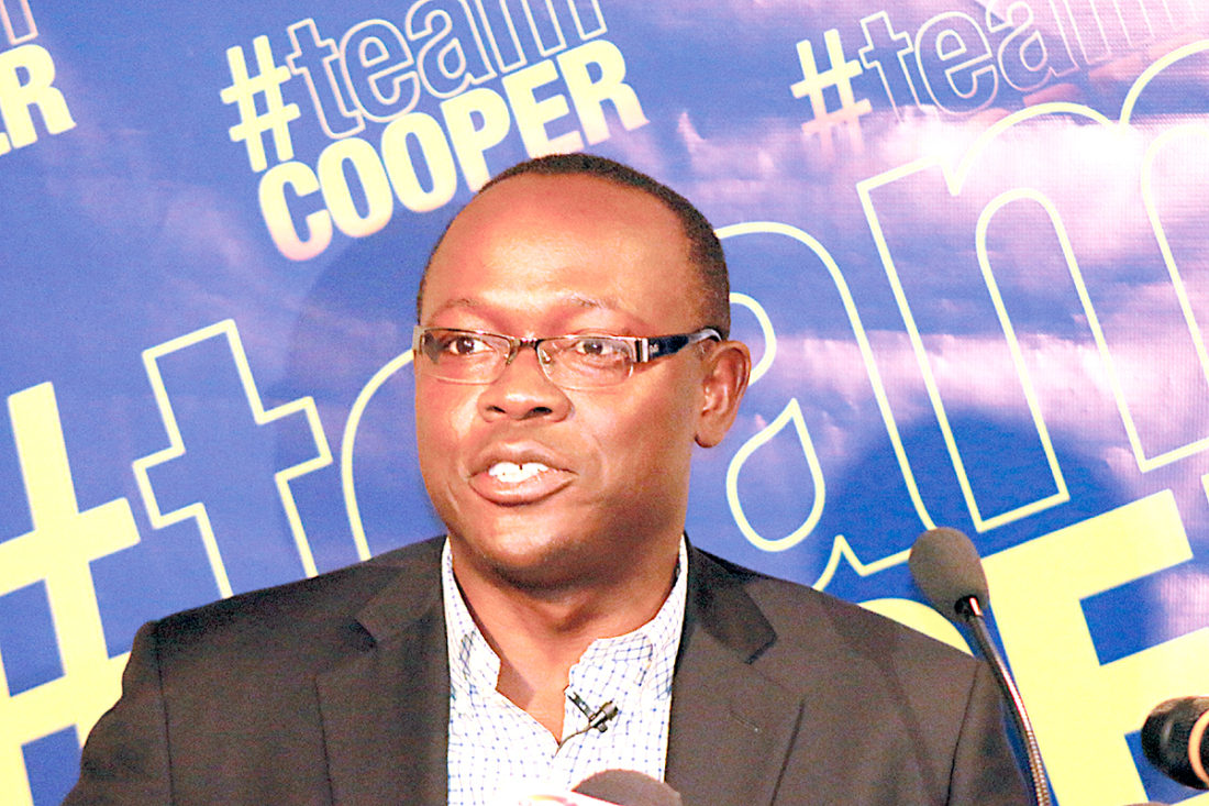 "Cooper: FNM version of events ""nonsensical"""