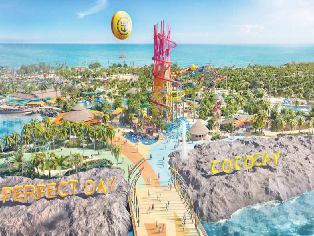 Coco Cay on track for May opening