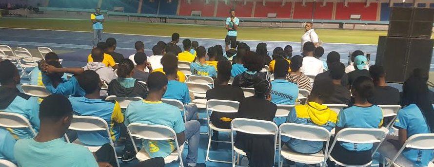 BAAA builds momentum ahead of CARIFTA