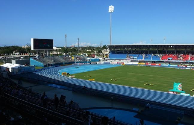 NACAC president impressed with national stadium going into CARIFTA