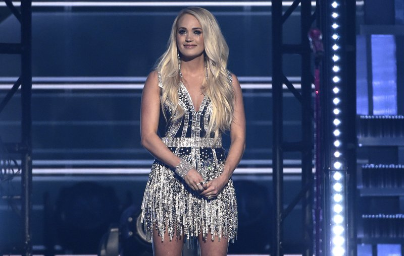 Stapleton, Lambert, Underwood and Vegas win at ACM Awards