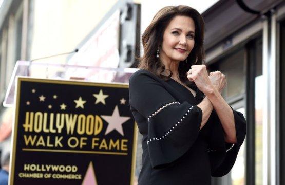 TV's 'Wonder Woman,' Lynda Carter added to Walk of Fame